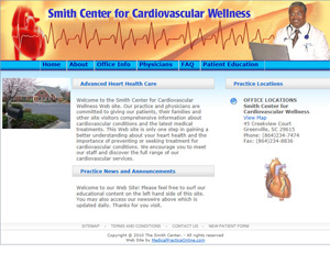 Smith Center Cardiology